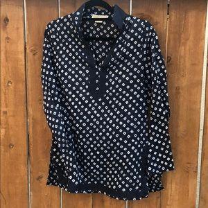 MICHAEL Michael Kors Breezy Tunic - worn lightly
